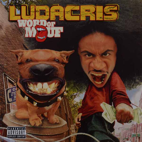 Ludacris ‎– Word Of Mouf