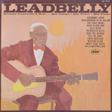Leadbelly ‎– Huddie Ledbetter's Best... His Guitar - His Voice - His Piano