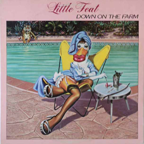 Little Feat – Down On The Farm