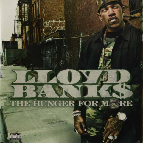 Lloyd Banks ‎– The Hunger For More