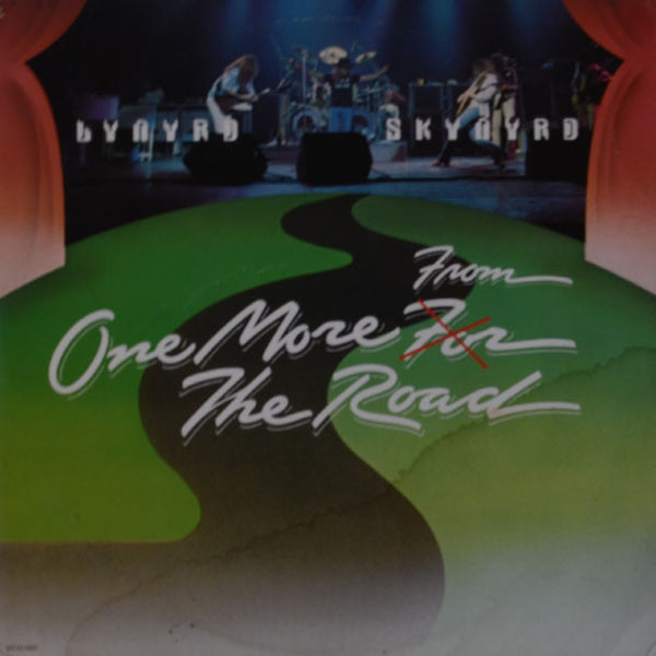 Lynyrd Skynyrd ‎– One More From The Road