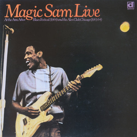 Magic Sam – Magic Sam Live