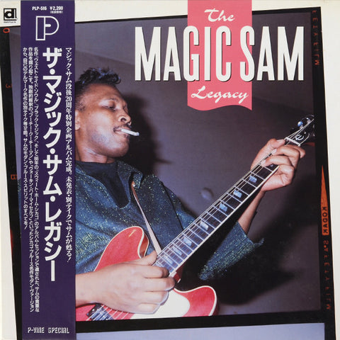 Magic Sam – The Legacy