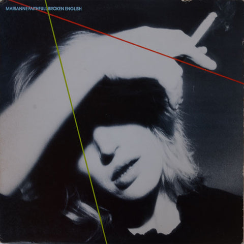 Marianne Faithfull ‎– Broken English