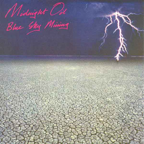 Midnight Oil ‎– Blue Sky Mining