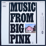 The Band ‎– Music From Big Pink