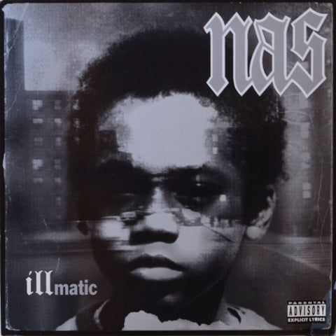 Nas ‎– 10 Year Anniversary Illmatic Platinum Series