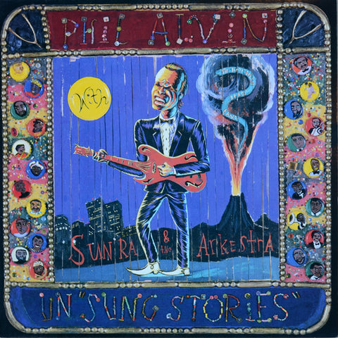 "Phil Alvin – Un ""Sung Stories"""