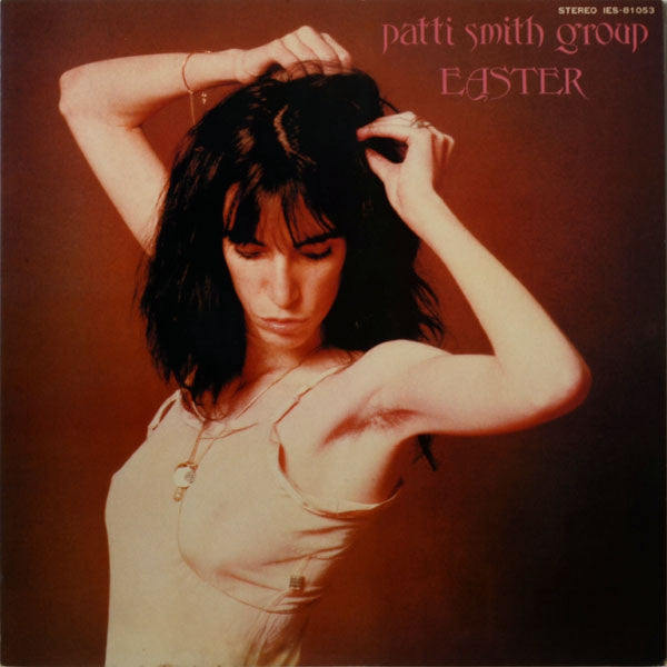Patti Smith Group ‎– Easter