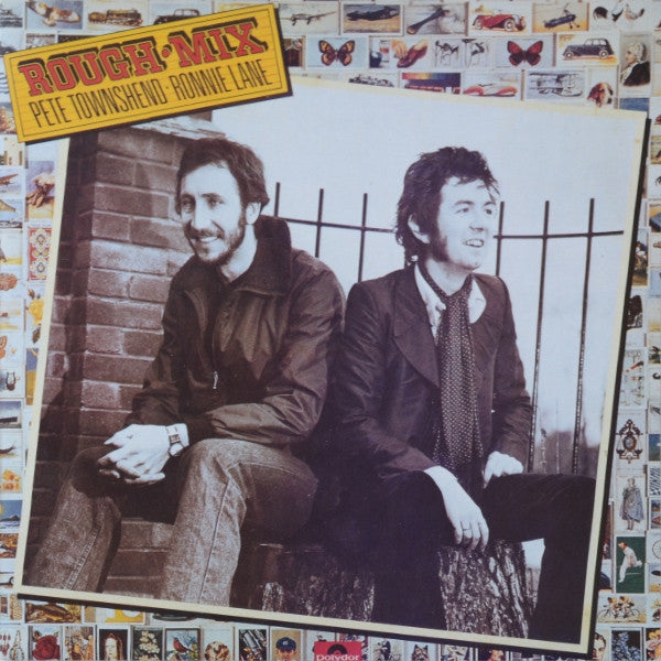 Pete Townshend • Ronnie Lane ‎– Rough Mix