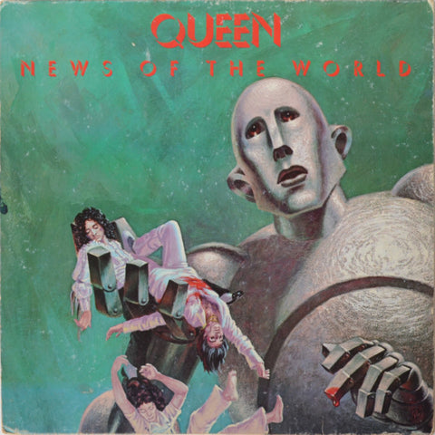 Queen ?– News Of The World