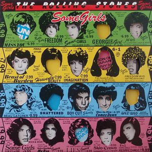 The Rolling Stones ‎– Some Girls