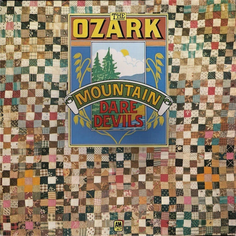 The Ozark Mountain Daredevils ‎– The Ozark Mountain Daredevils
