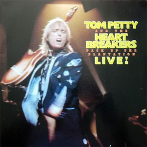 Tom Petty And The Heartbreakers ‎– Pack Up The Plantation - Live!