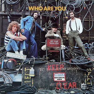 The Who ‎– Who Are You