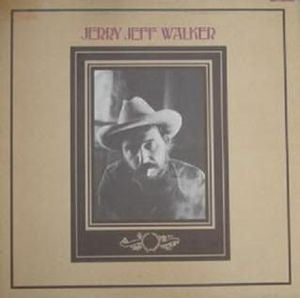 Jerry Jeff Walker ‎– Jerry Jeff Walker