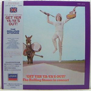 The Rolling Stones ‎– Get Yer Ya-Ya's Out!