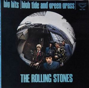 The Rolling Stones ‎– Big Hits [High Tide And Green Grass]