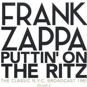 Frank Zappa – Puttin' On The Ritz Volume 2