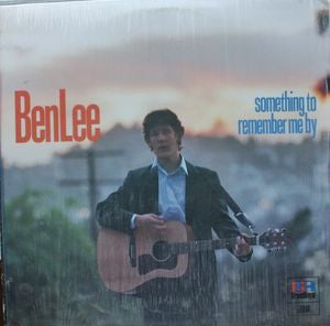 Ben Lee ‎– Something To Remember Me By