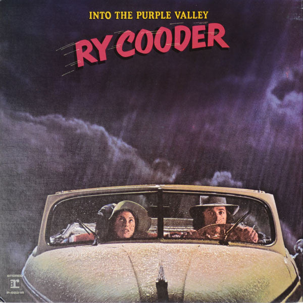 Ry Cooder ‎– Into The Purple Valley