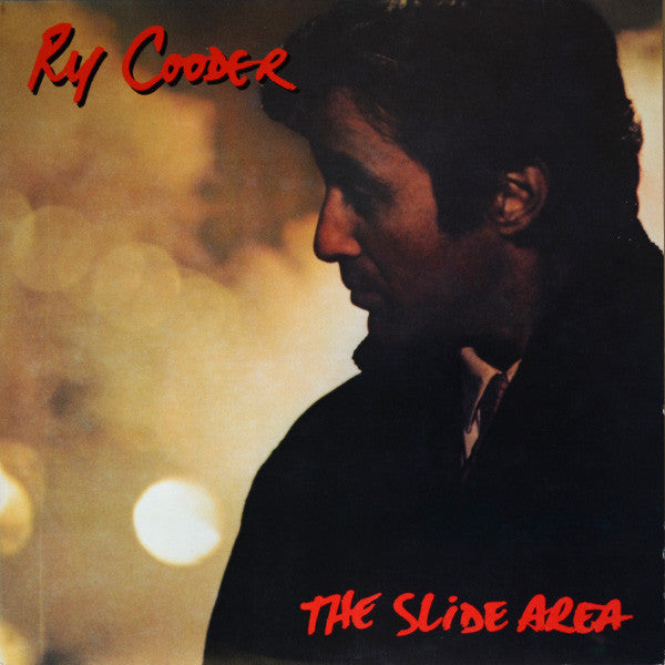 Ry Cooder ‎– The Slide Area