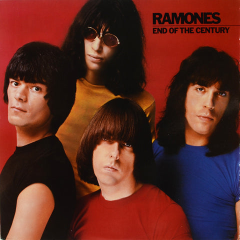 Ramones – End Of The Century