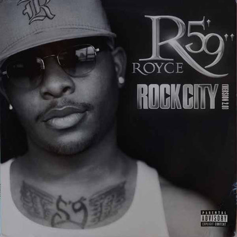 "Royce Da 5'9"" ‎– Rock City (Version 2.0)"