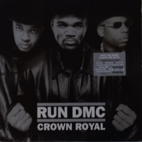 Run-DMC ‎– Crown Royal