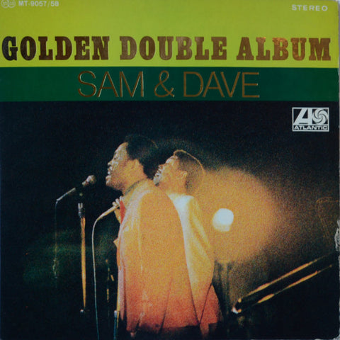 Sam And Dave – Golden Double Album