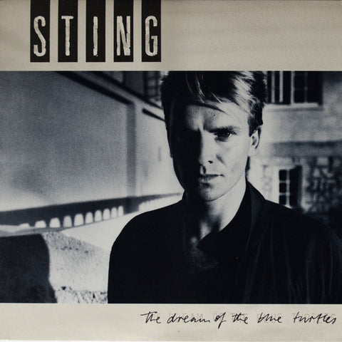 Sting ‎– The Dream Of The Blue Turtles