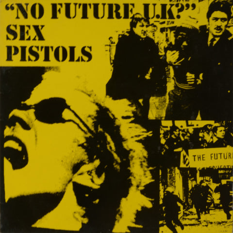"Sex Pistols – ""No Future U.K?"""