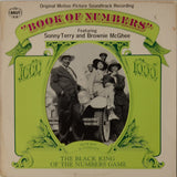 Sonny Terry & Brownie McGhee ‎– Book Of Numbers