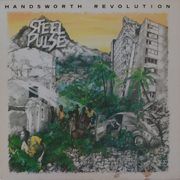 Steel Pulse ‎– Handsworth Revolution