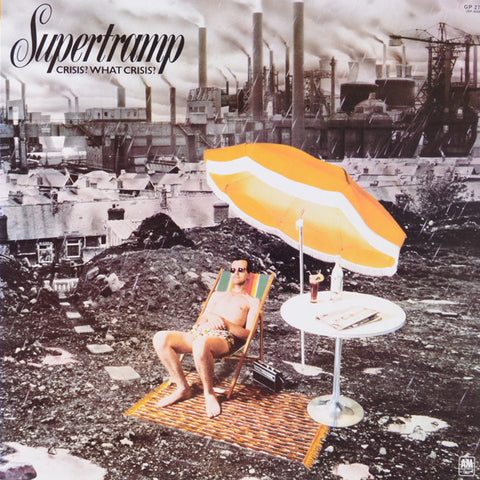 Supertramp – Crisis? What Crisis?