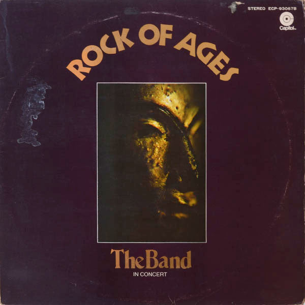 The Band ‎– Rock Of Ages: The Band In Concert