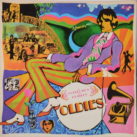 The Beatles ‎– A Collection Of Beatles Oldies