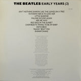 The Beatles ‎– ‎Early Years (2)