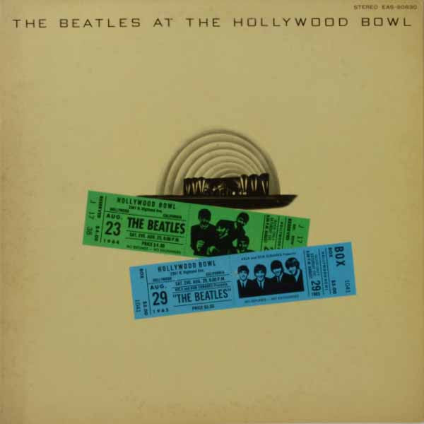 The Beatles – The Beatles At The Hollywood Bowl