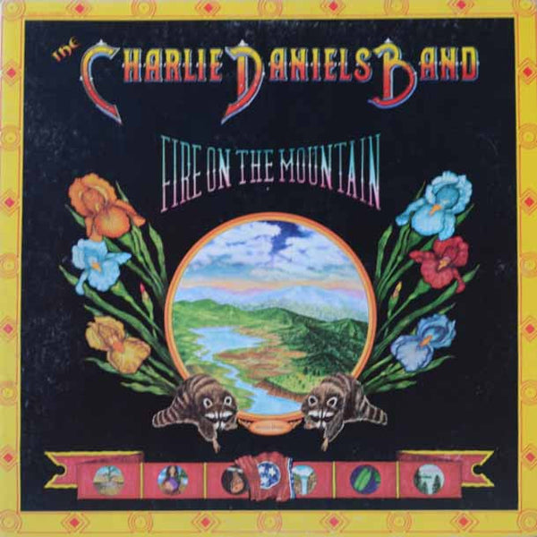 The Charlie Daniels Band ‎– Fire On The Mountain
