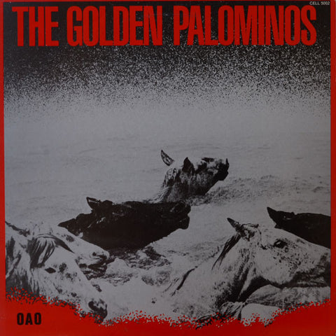 The Golden Palominos ‎– The Golden Palominos