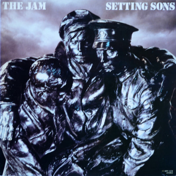 The Jam ‎– Setting Sons