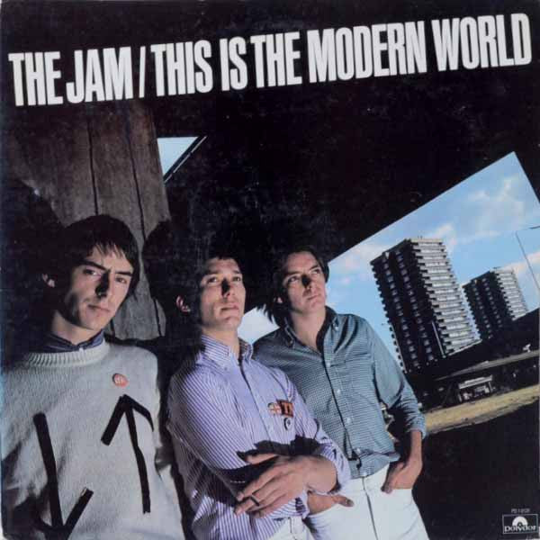 The Jam – This Is The Modern World