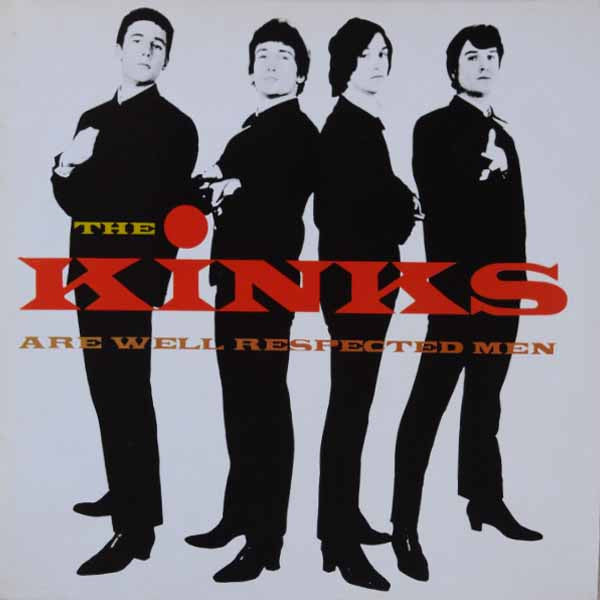 The Kinks ‎– The Kinks Are Well Respected Men