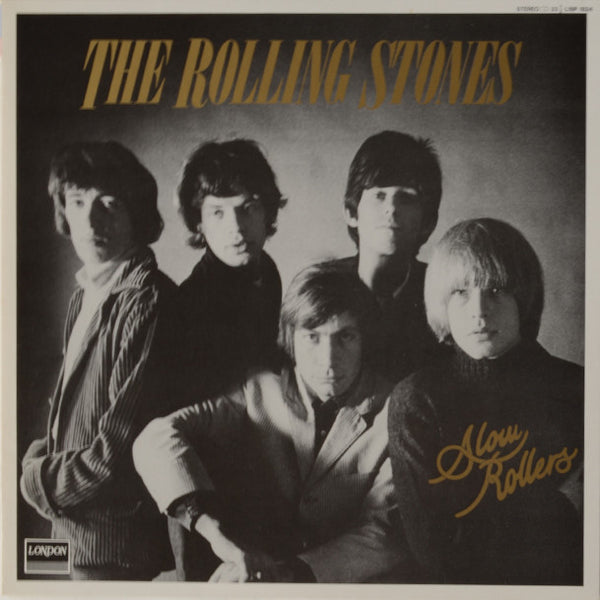 The Rolling Stones ‎– Slow Rollers