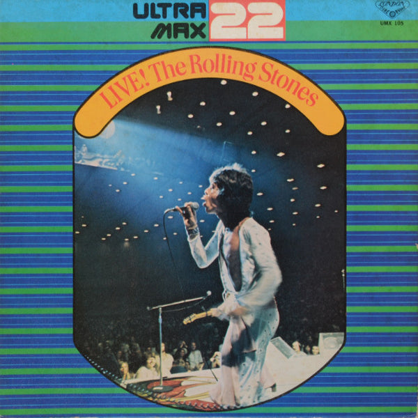 The Rolling Stones – Ultra Max 22 Live!