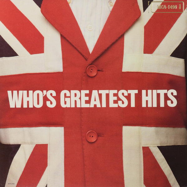 The Who ‎– Greatest Hits