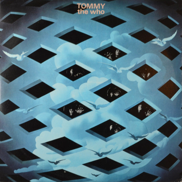 The Who ‎– Tommy