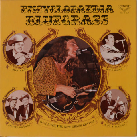 Various - Encyclopaedia Bluegrass