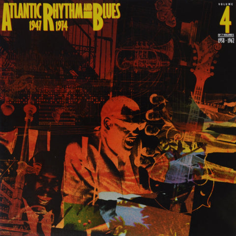 Various – Atlantic Rhythm & Blues 1947-1974 (Volume 4 1958-1962)